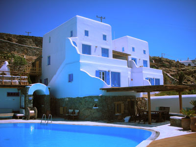 Mykonos View Apartments by Semeli