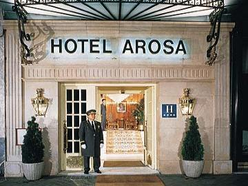 Best Western Arosa Madrid