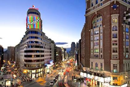 Vincci Centrum Hôtel Madrid