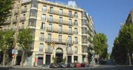 Hôtel Axel Barcelone