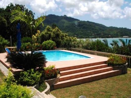 Séjour Mahe Bay View Villa