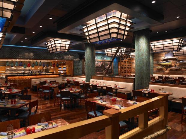 Treasure Island - restaurant