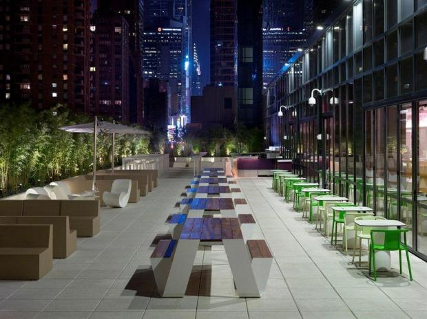 THE YOTEL NYC