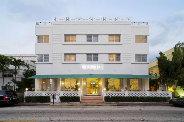 PRESIDENT Miami