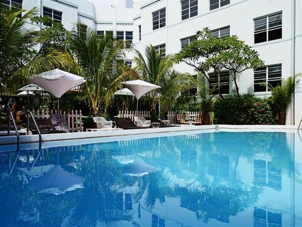 S B H south beach hotel